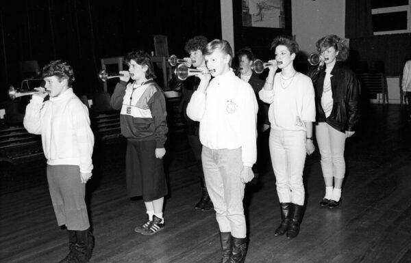 Churchfields, 1988