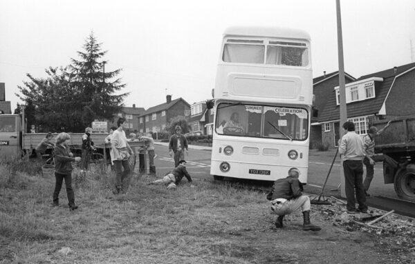 Bury Hill Park, 1986