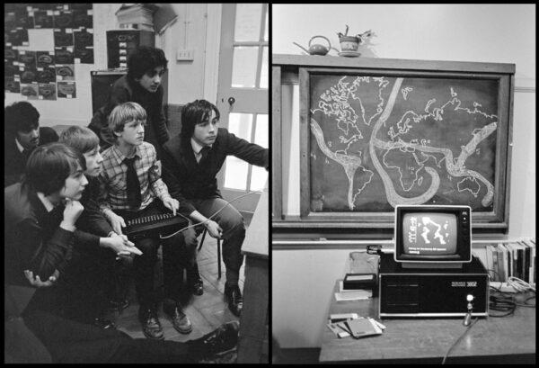 Albright School, 1982