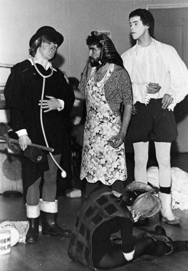 Tipton, Christmas 1976